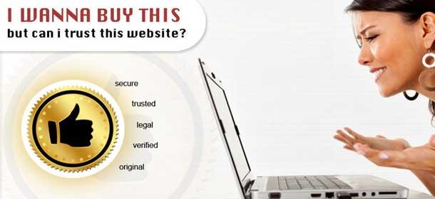 trust-e-commerce-website