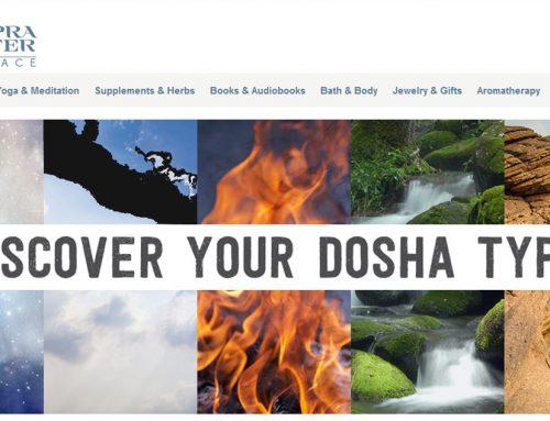 Dosha Quiz for Deepak Chopra Center