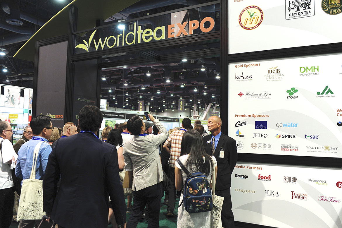 World Tea Expo & Conference 2018