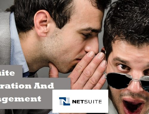 Beginners Guide to NetSuite Integration & Management