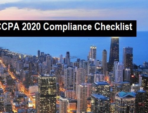 CCPA 2020 Compliance Checklist for Businesses in California