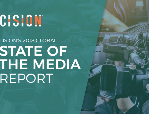 Cision's 2020 Global State Of The Media Report