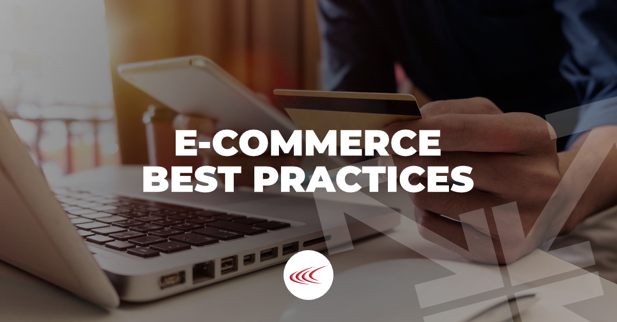 E Commerce Best Practices
